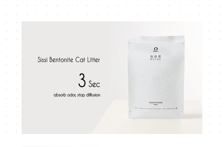 Pidan Sissi Bentonite Cat Litter