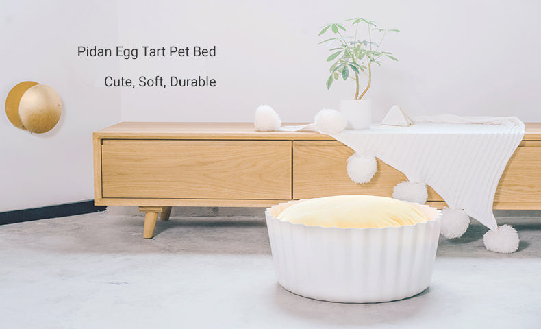 Pidan Egg Tart Pet Bed
