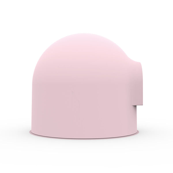 Pidan Snow House Igloo Cat Litter Box - Pink