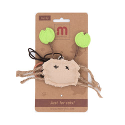 MorePets Premium Everyday Cat Toy - Crab Teaser