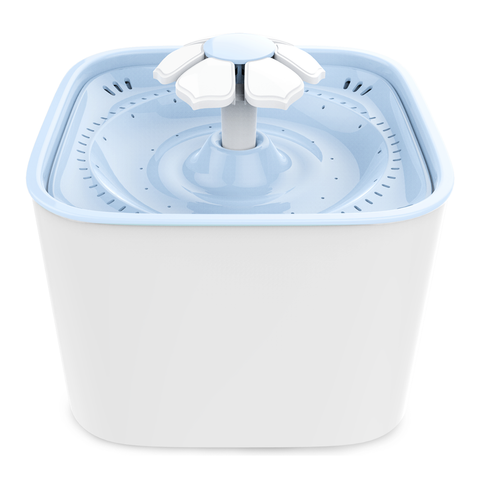 Flower Pet Water Fountain