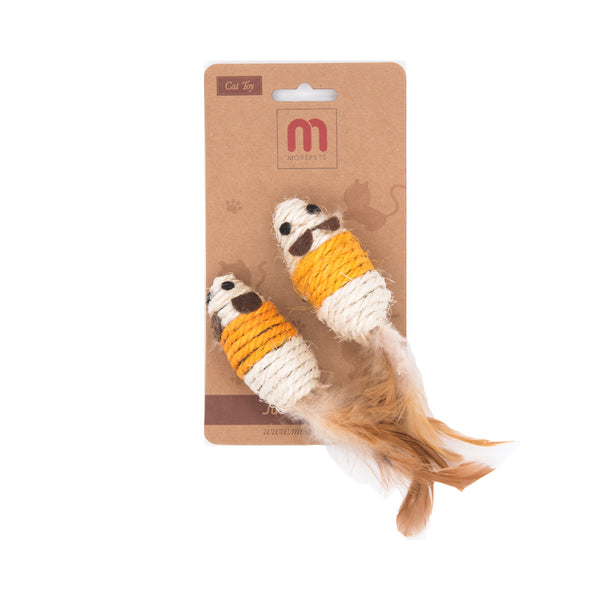 MorePets Premium Everyday Cat Toy - Rat