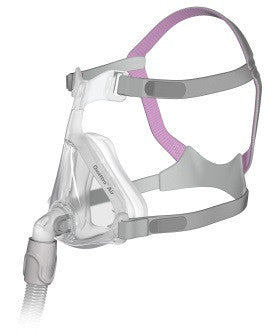 Quattro™ Air for Her full face mask complete systme - small