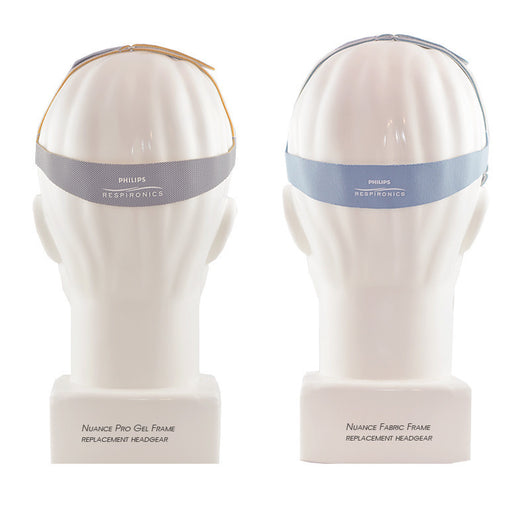 Nuance and Nuance Pro Nasal Pillow Mask Replacement Headgear