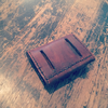 Huntsman Wallet - Handcrafted Leather Belt Card and Cash Holder