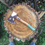 The Woodsman Hatchet