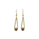 Hemisphere Earrings - Long