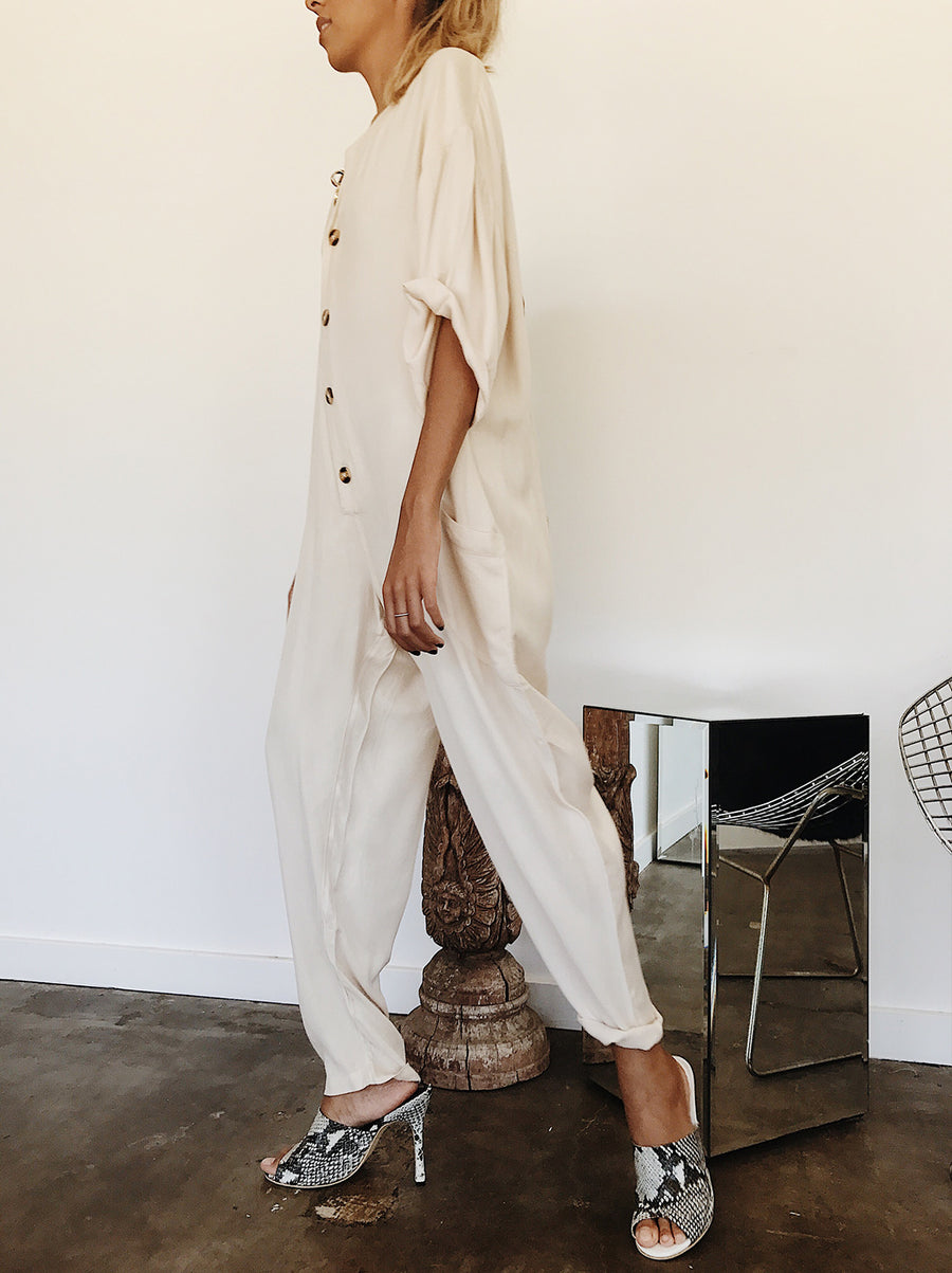 The Vetiver Collection | Avalon Boiler Suit