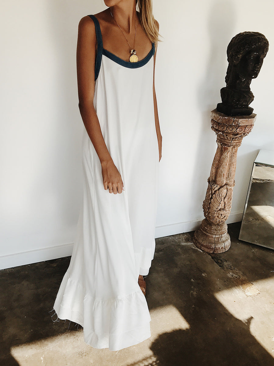 The Vetiver Collection | Diamond Dolls Sun Dress