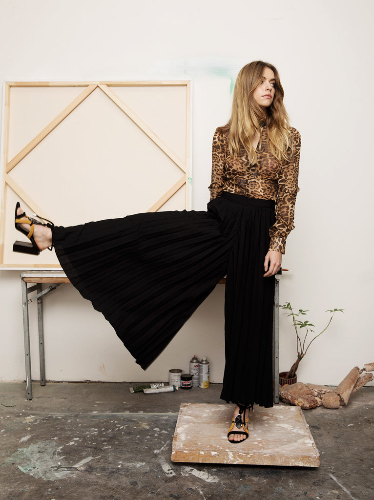 Private Eyes Palazzo Pant