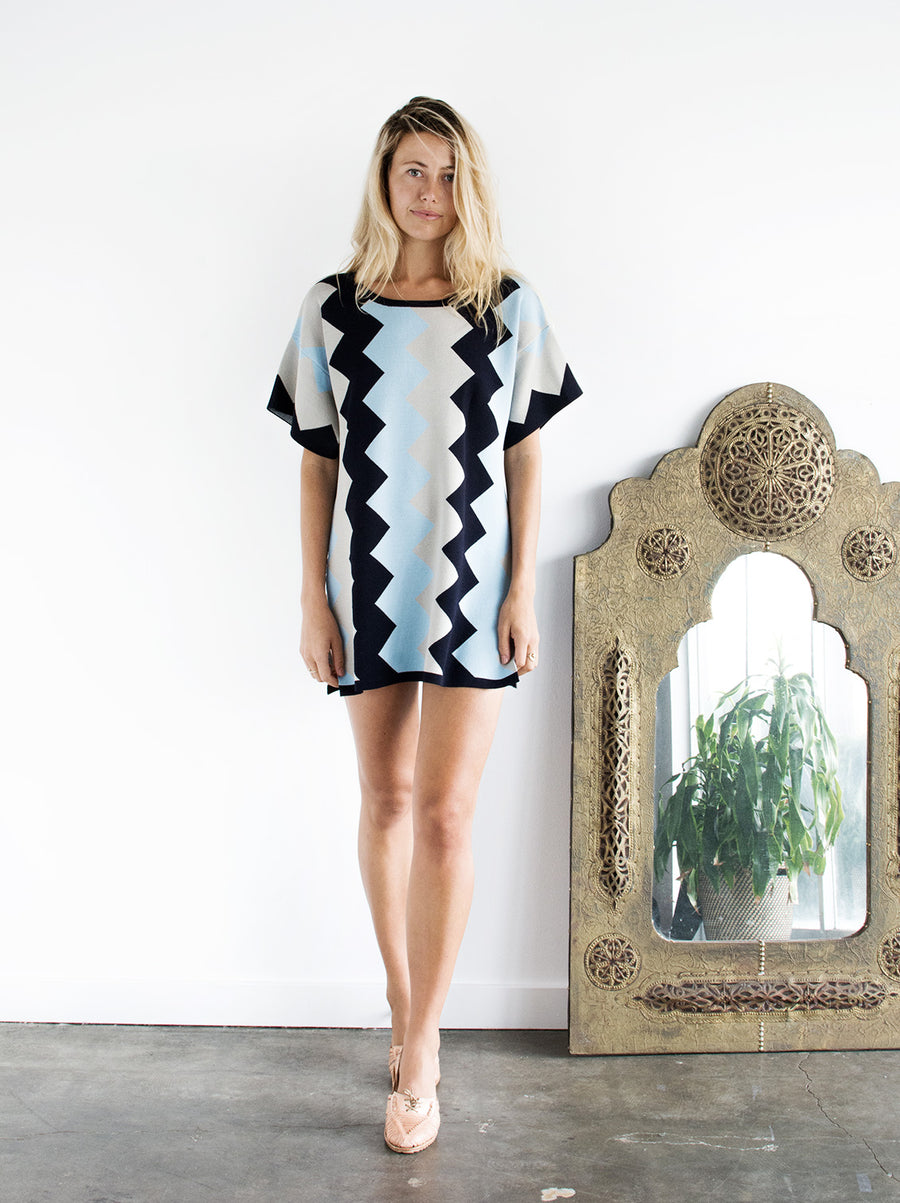 The Vetiver Collection | Rockaway Tunic | @angelafink