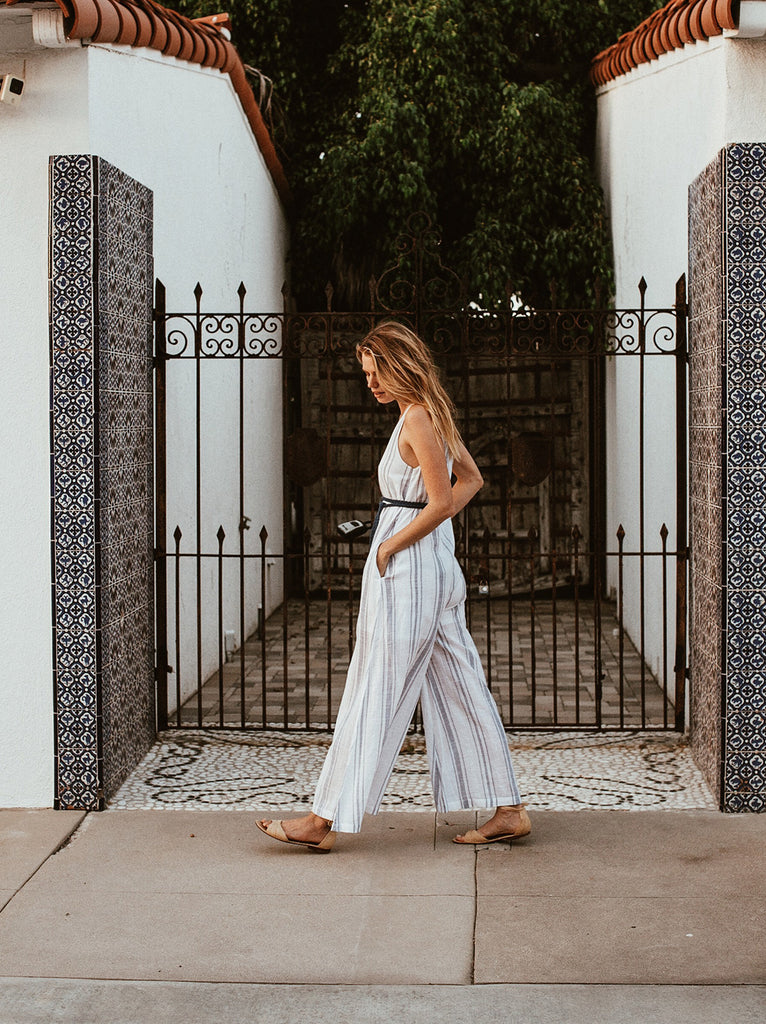 Sweetwater Wide Leg Jumpsuit