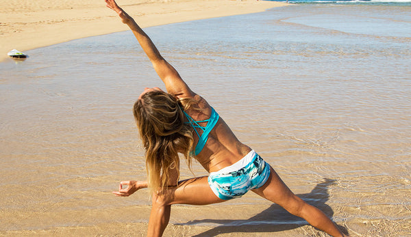 Flexibility and Strength For Your Surfing – Side Angle Lunge