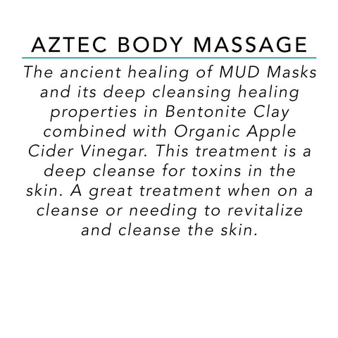 Aztec Body Mud Mask