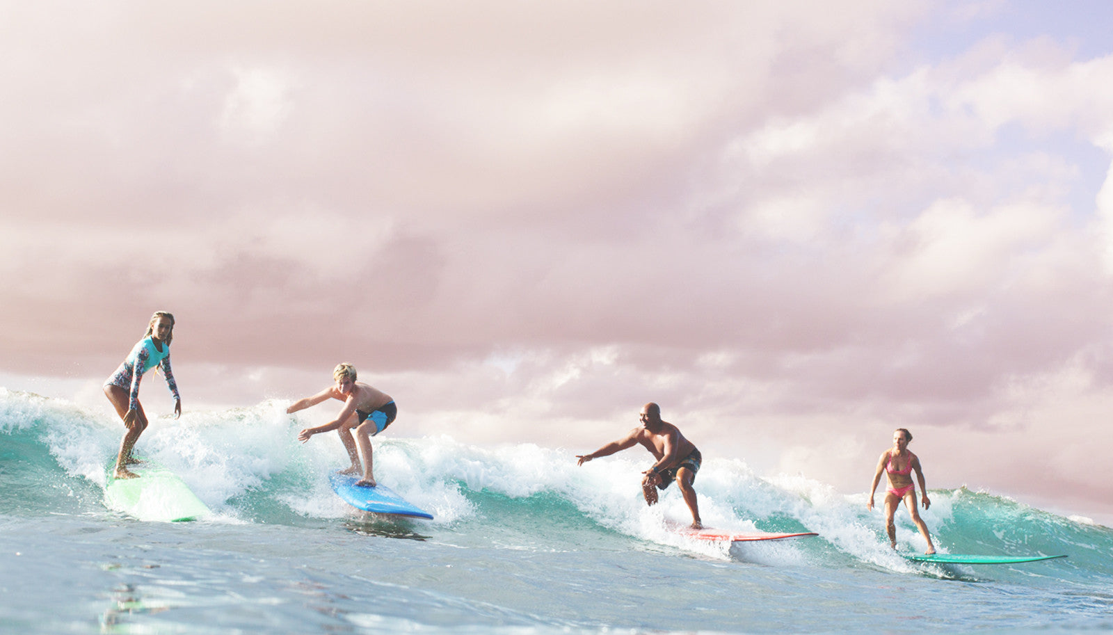 Surf with a Pro - Surf into Yoga