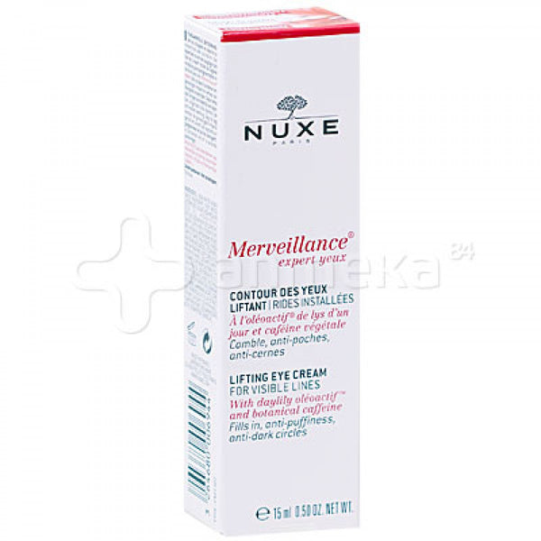 Nux Marvillence Eye contour 15 ml cream