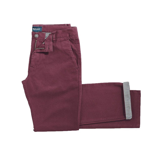 Port | Stretch Chino Pants