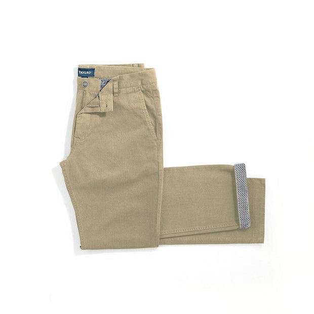 Desert Sand | Stretch Chino Pants