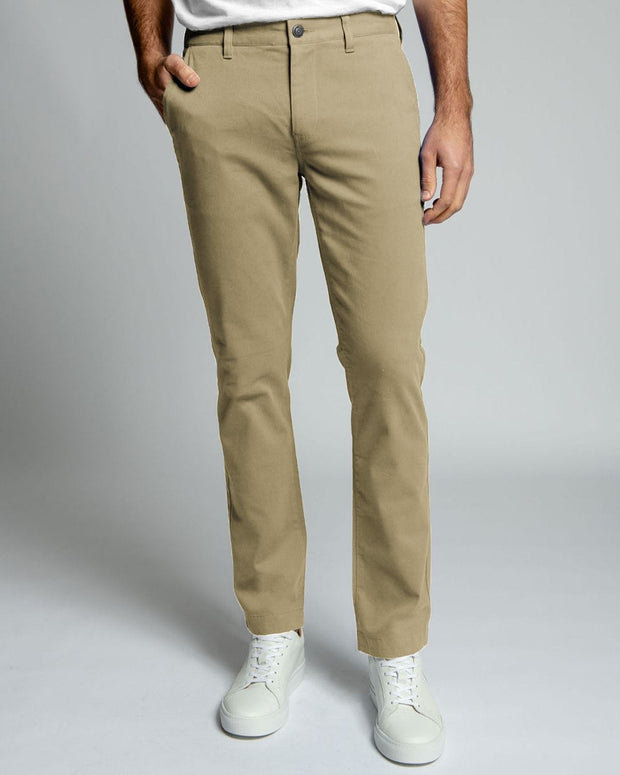 Desert Sand Stretch Chino Pant
