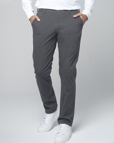Blackened Pearl | Tech Chino Pants