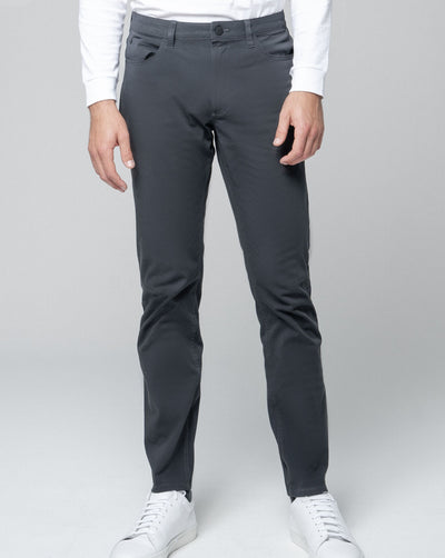 Charcoal | Tech 5 Pocket Pants