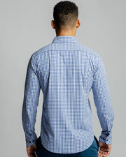 Royal Blue Gingham