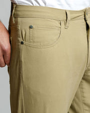 Camel | 5 Pocket Pants
