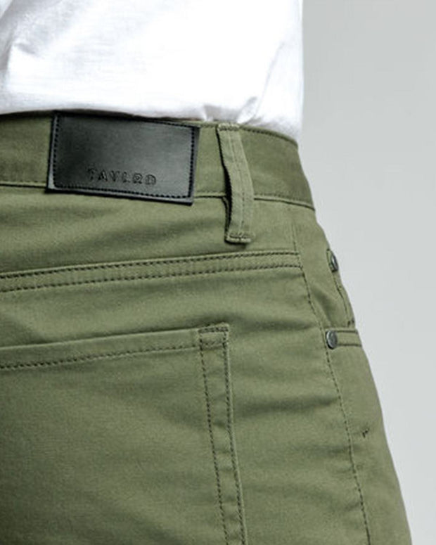 Olive | 5 Pocket Pants