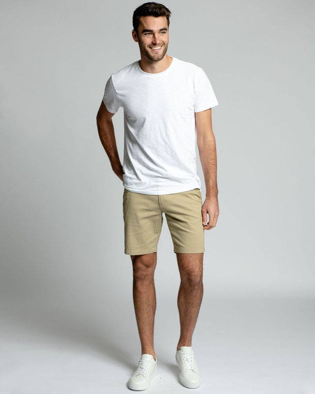 Desert Sand | Stretch Chino Shorts