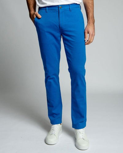 Royal Blue | Stretch Chino Pants