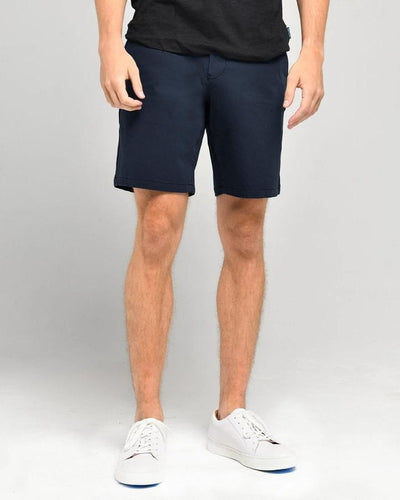 Midnight Navy | Tech Chino Shorts
