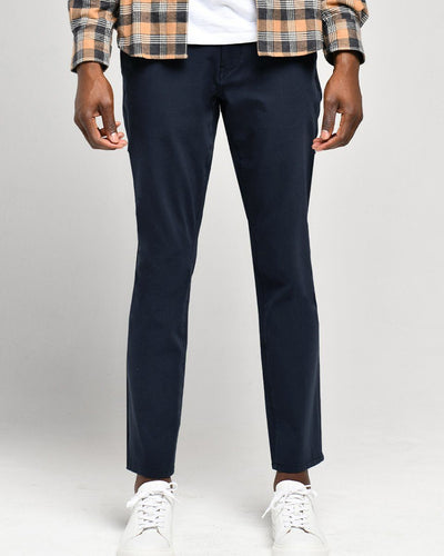 Midnight Navy | Tech Chino Pants