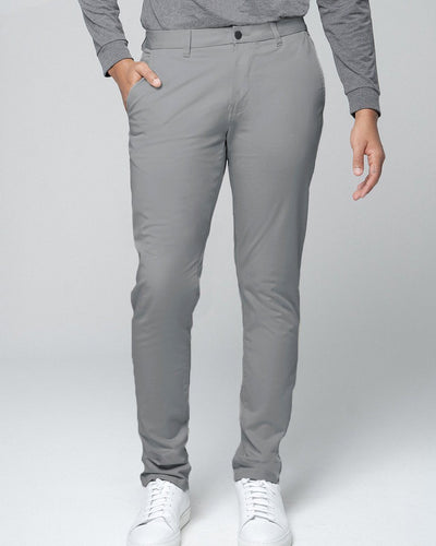 Slate Grey | Tech Chino Pants
