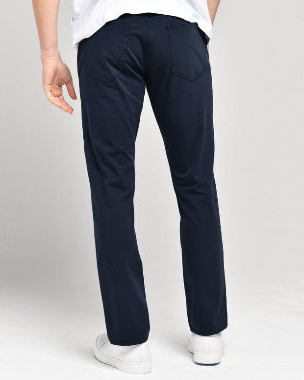 Midnight Navy | Tech 5 Pocket Pants