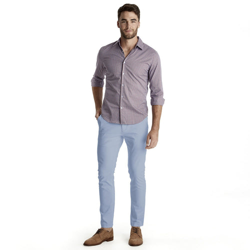 Light Blue Chino Pant (Final Sale)
