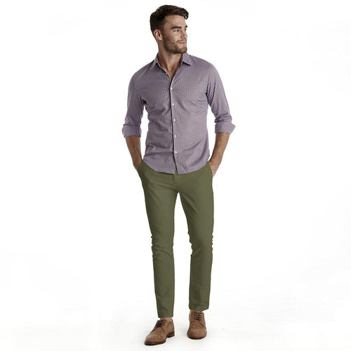 Olive Chino Pant (Final Sale)