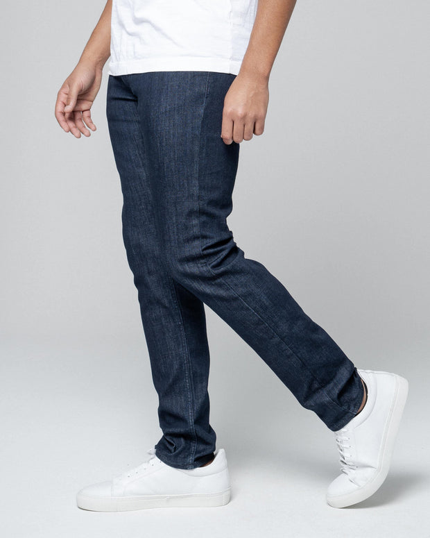 Rinse Wash | Tech Denim Jeans