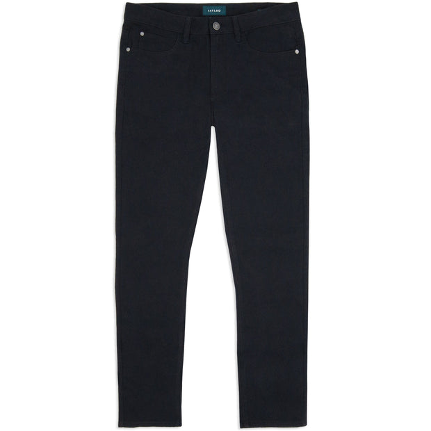 Black | 5 Pocket Pants