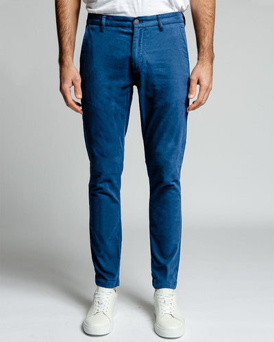 True Blue | Stretch Chino Pants