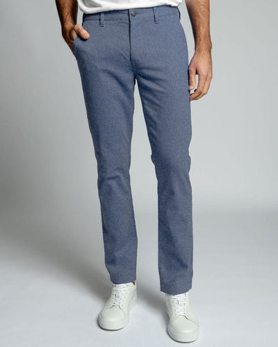Chambray Navy | Chino Pants
