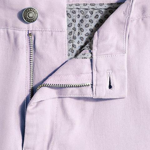 Dusty Rose |  Stretch Chino Pants