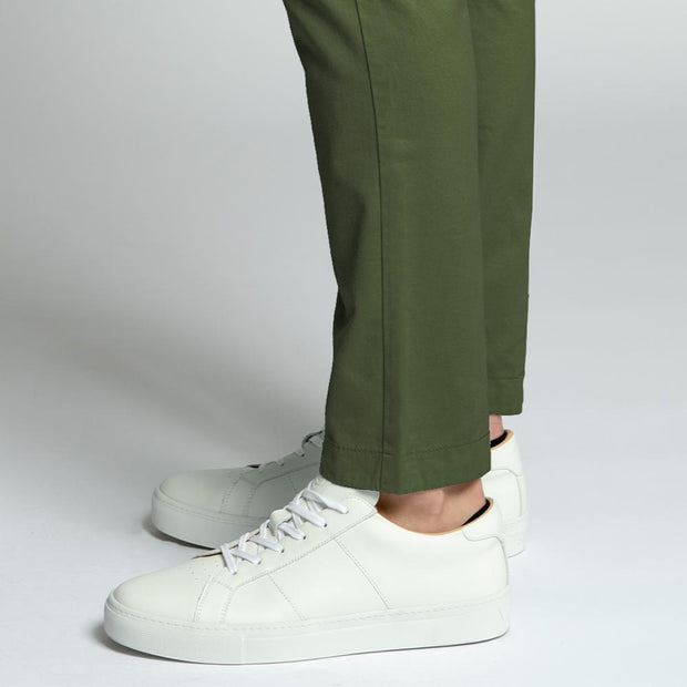 Olive | Stretch Chino Pants
