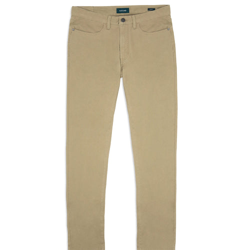 Camel 5 Pocket Pants