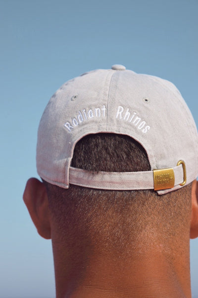Radiant Grey Baseball Cap