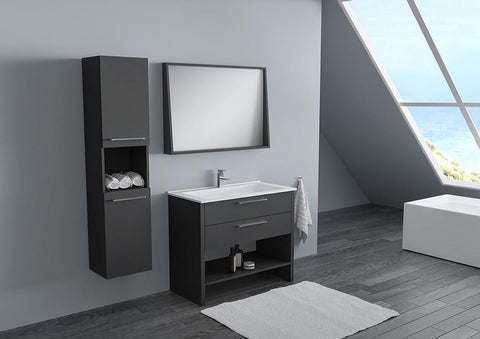 Halley 31 - Vanity Set -  Bagnotti USA Luxury European Bathroom Furniture