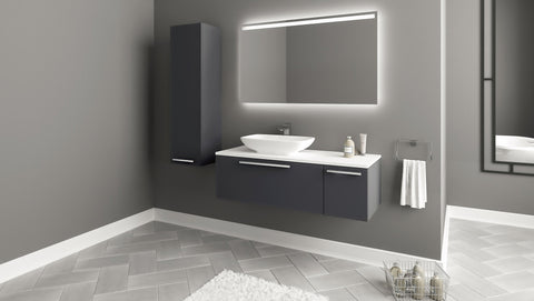 Hydra 48 - Vanity Set -  Bagnotti USA Luxury European Bathroom Furniture