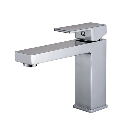 Linea - Single Hole Bathroom Faucet - Sale -  Bagnotti USA Luxury European Bathroom Furniture