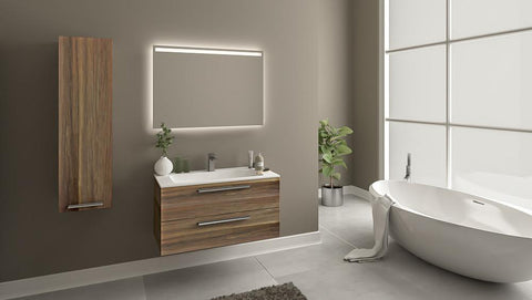 Electra 40 - Vanity Set CLEARANCE - Bathroom Vanity Bagnotti USA Luxury European Bathroom Furniture