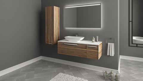 Hydra 48 - Vanity Set - Bathroom Vanity Bagnotti USA Luxury European Bathroom Furniture