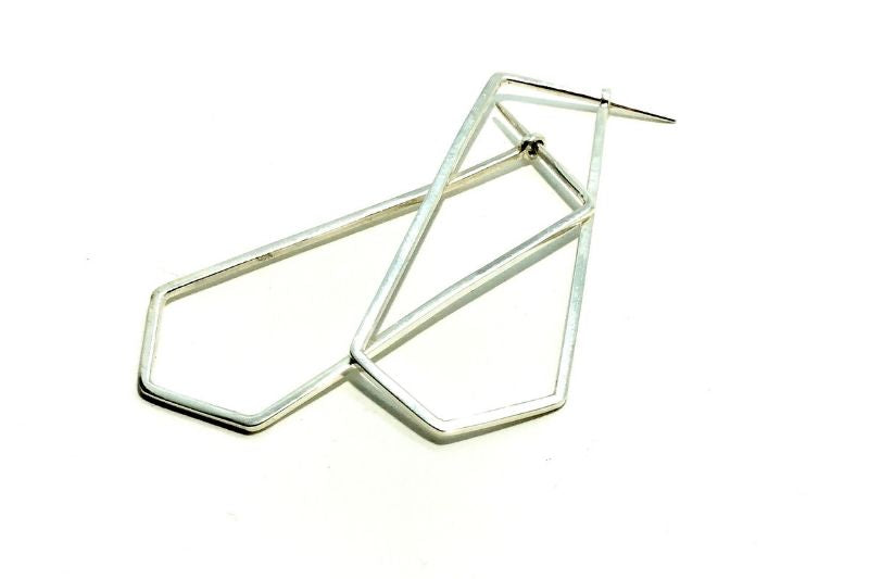 Contemporary Hanging Earring